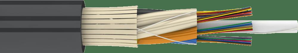 Стандартный в трубы (кабель ДПО)
