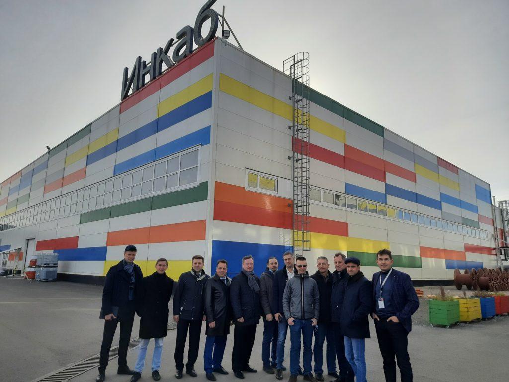 ВКВО 2021 - экскурсия на Инкаб
